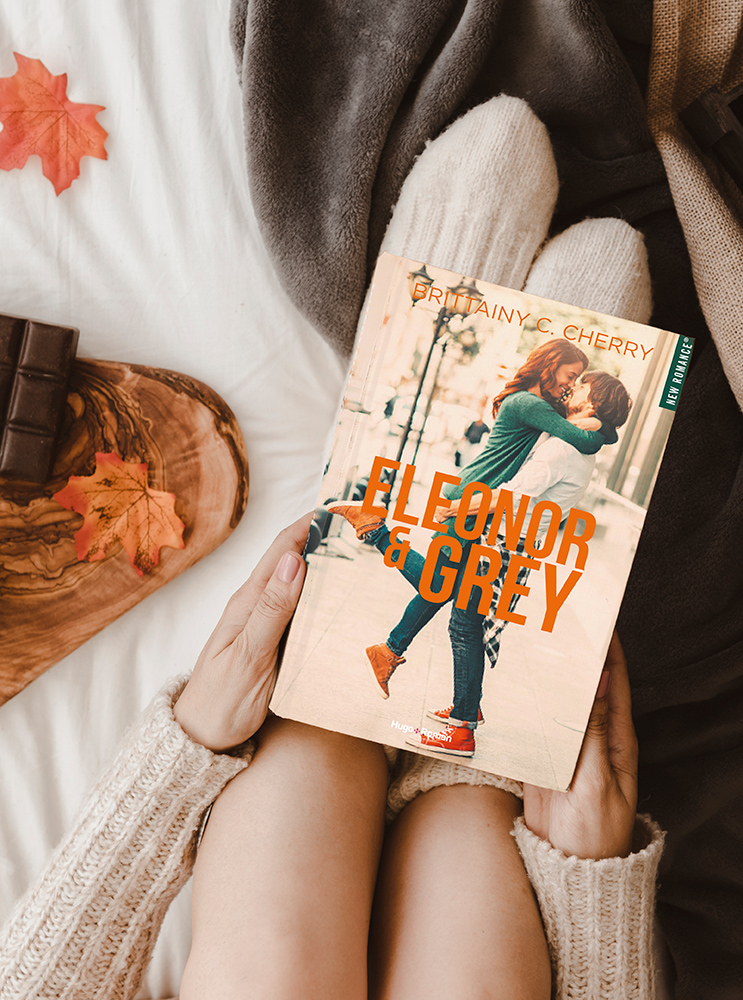 New romance – Brittainy C. Cherry